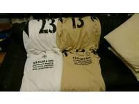 Puma white Football shirts