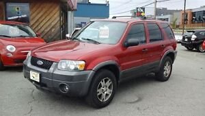 2005 Ford Escape XLT Automatic, 4x4