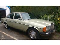 Mercedes-Benz, 230E, 1982, 2299 (cc), manual