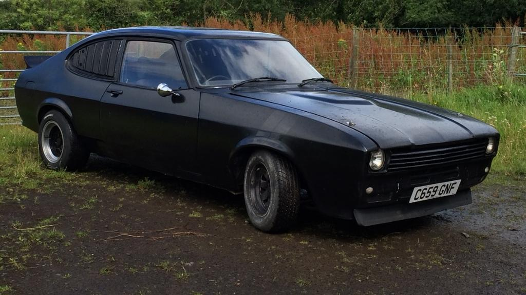 Ford Capri Mk3 In Limavady County Londonderry Gumtree