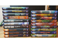 hardback Doctor Who books, Eleventh/Twelvth Doctors. £2 each or discount for multiple.