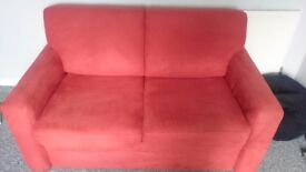 RED SOFABED