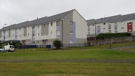 Bright and Spacious Ground Floor 2 Bedroom Flat in Foxbar,Paisley. Unfurnished with White Goods