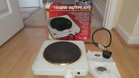 SINGLE ELECTRIC HOT PLATE 1500W 240V