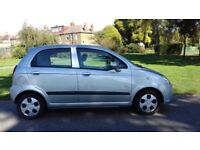 CHEVROLET MATIZ 1.0 Petrol 4 Door Manual
