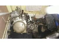 125 Kdx engine