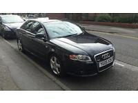 Audi A4 S Line Black 2005 diesel 2L 138bhp, 138k £2950 or best offer