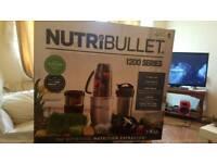 Nutribullet 1200 series