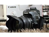 Canon EOS 1000D Digital SLR camera With 18-55 Lens