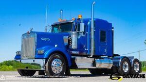 2011 KENWORTH W900L