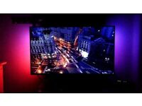 PHILIPS 42' 42PUS7809 ULTRA SLIM SMART 4K ULTRA HD LED TV WITH AMBILIGHT