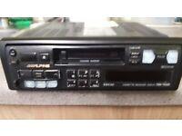 Alpine Tdm-7532r Stereo Radio Cassette Player
