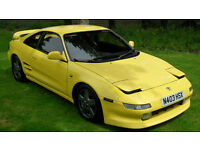 TOYOTA MR2 N REG 2.0 GTI IMPORT REV 3 G-LIMITED NON TURBO