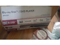 3d blueray dvd player
