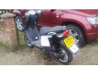 Yamaha neos 50cc 4t