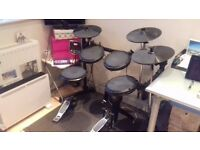 Alesis DM6 Electronic Drum kit - selling as have improved & moved onto a bigger (& noisier) kit!