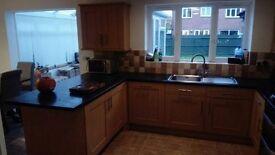 16 Unit kitchen and appliances