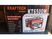 Kraftech professional generator