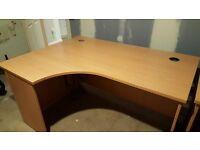 Left Hand Corner Desk