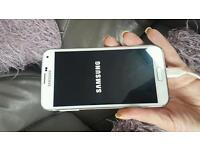 Samsung Galaxy s5 for sale or swap for iphone 5s in white
