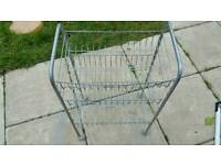 TROLLY ON CASTORS FOR STORAGE OF ARTS & CRAFTS/MAGAZINES/TEENS BEDROOM TIDY