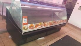Display Fridge for use with meat and dairy products