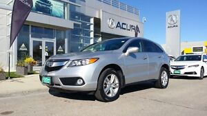 2014 Acura RDX Premium Was $33995 Now $31991, Heated Seats, Moo