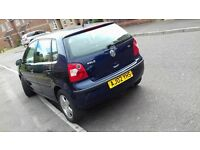 2002 vw polo s 1.9 sdi mot until june 2017