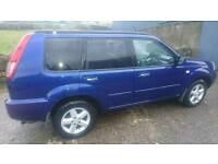 2005 NISSAN XTRAL 2.2 DIESEL 4x4 jeep audi pick up maybe swap