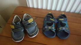 Clarks size 5 shoes