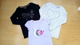 Huge Bundle Girls Clothes age 7-8 mainly Next, John Lewis, M&S 23 items