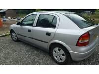 Vauxhall Astra 2003