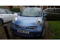 Nissan micra for sale 06 plate 1.2 petrol £950