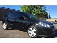 VAUXHALL ASTRA 1.6 CDTi 16v Breeze 5dr Hatchback (2008) 58 reg £2,495,00