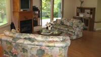 Shuswap Garden Suite, Available Aug 23-Sept 2
