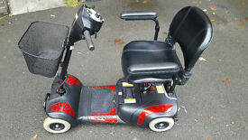 NEW BATTERIES Drive Prism 4 Mobility Scooter Car Boot Travel Portable
