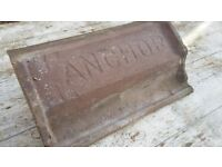 Free anchor roofing tiles