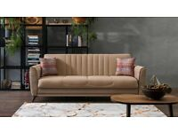 💥💥BRAND NEW TOP QUALITY TURKISH SOFA BEDS WITH LARGE STORAGE AND FREE CUSHIONS