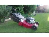 Mountfield M3 petrol lawnmower