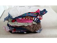 Bundle of girls clothes age 2-3