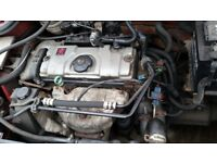 Peugeot 206 1.4 engine gearbox parts coil pack