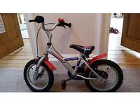 Boys bike 14''
