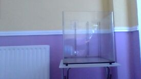 1 Fish Tank call 07760920105 If Interested