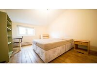**LARGE DOUBLE ROOM AVAILABLE** HOUSE SHARE WITH TWO BATHROOMS!! ALL BILLS INCLUDED!! HOLLOWAY, N7!!
