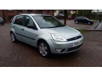 2003 Fiesta 1.4, 5 door - //NEW 12 months MOT, immaculate inside!//