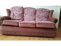 3 + 2 SINGLE SEATER SOFAS FOR SALE