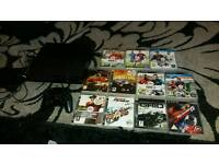 Ps3 with 11 games