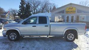 2005 Dodge Ram 2500 SLT/Laramie Powered by 5.9 Cummings ,Crew...