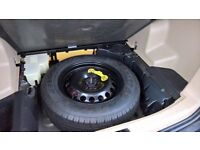 Land Rover spare wheel with tyre 108mm PCD – Freelander 2 / Evoque / Discovery Sport