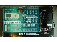 Korg Electribe EMX-1 synthesiser (with manual, original box and power adaptor)